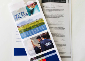 Annual Vestry Report 2019