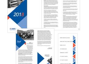 ST JOHN'S PARISH: VESTRY REPORT 2018