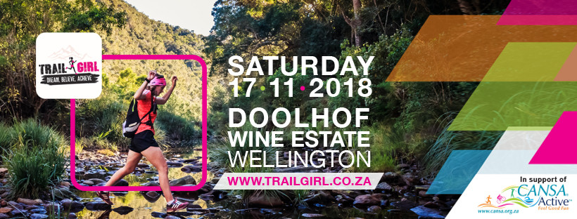 Trail Girl social media FB post