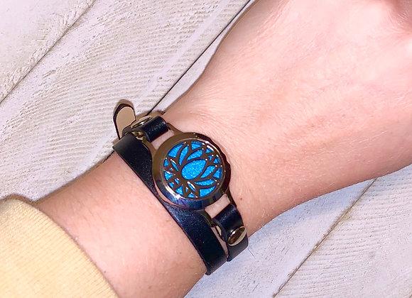Wrap Diffuser Bracelet - Lotus