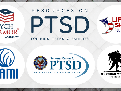 Our Go-To Resources for PTSD