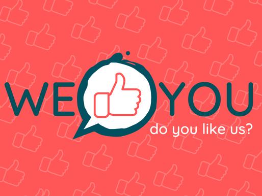 We like you...do you like us?