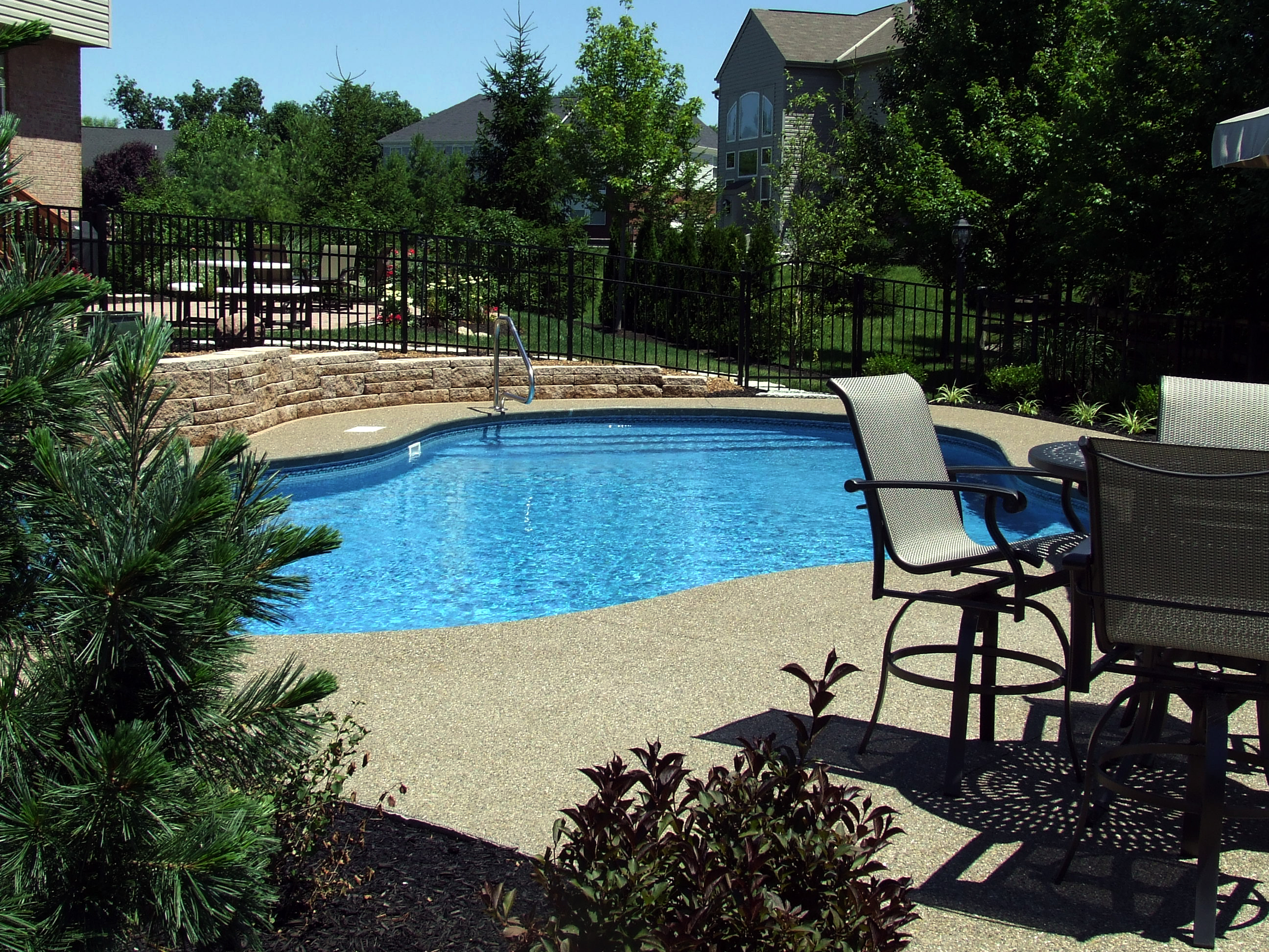 SunSpot Inground Pool Design - 105