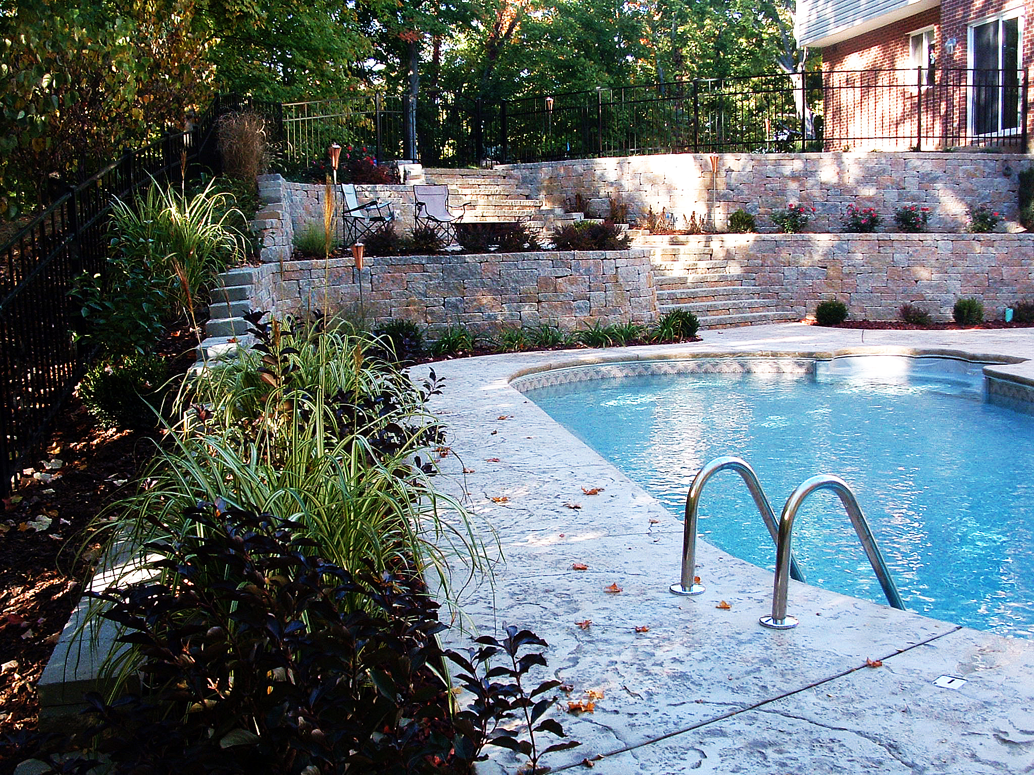 SunSpot Inground Pool Design - 110