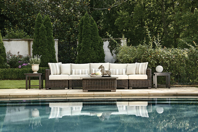 Summer Classics - Rustic Deep Seating