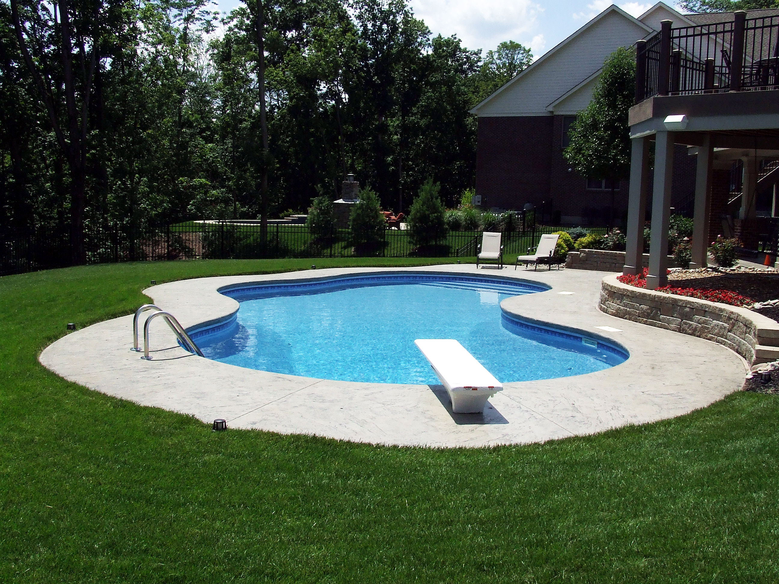 SunSpot Inground Pool Design - 116
