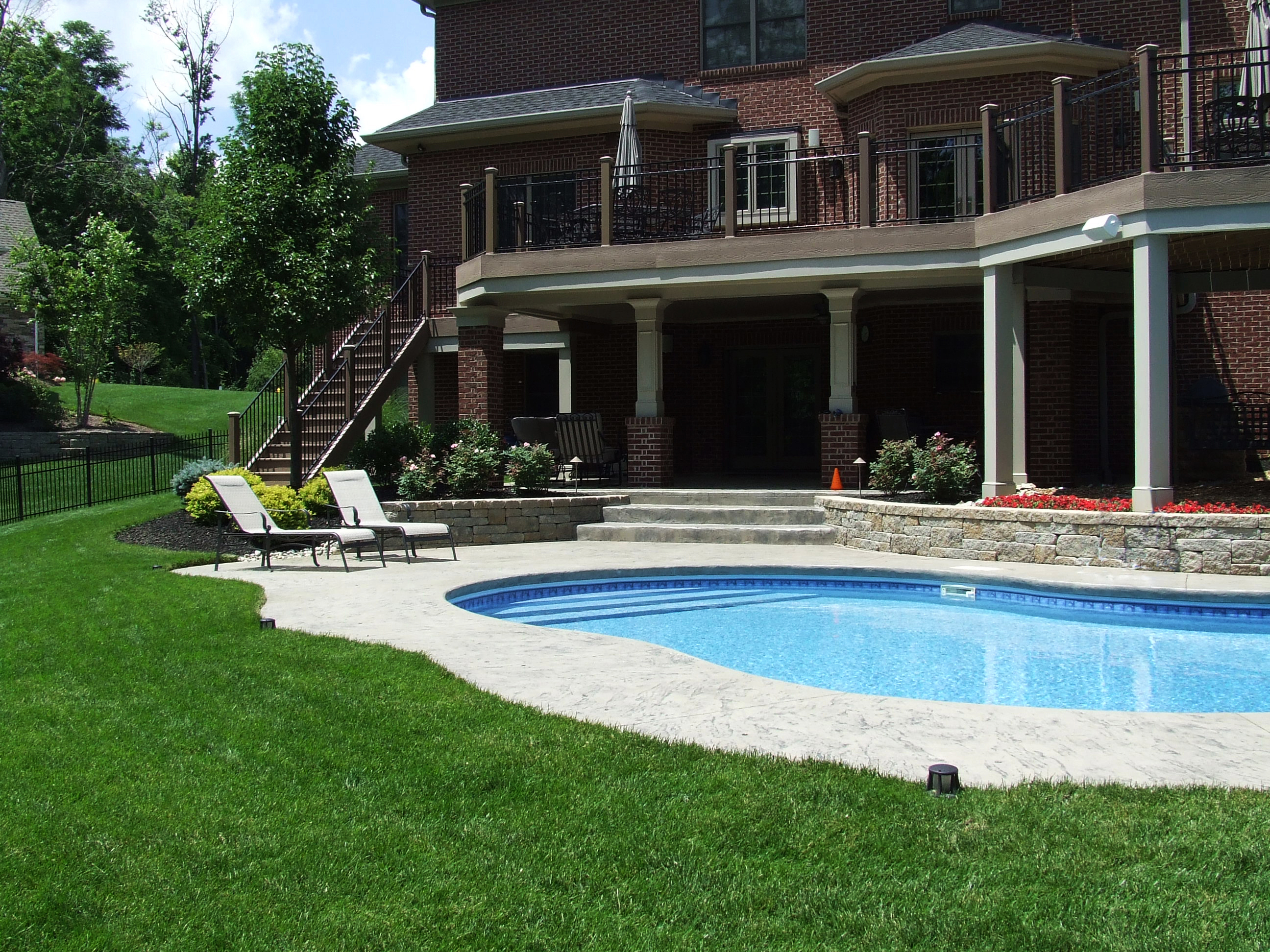 SunSpot Inground Pool Design - 115