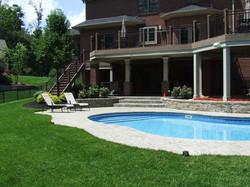 SunSpot Inground Pool Design - 115