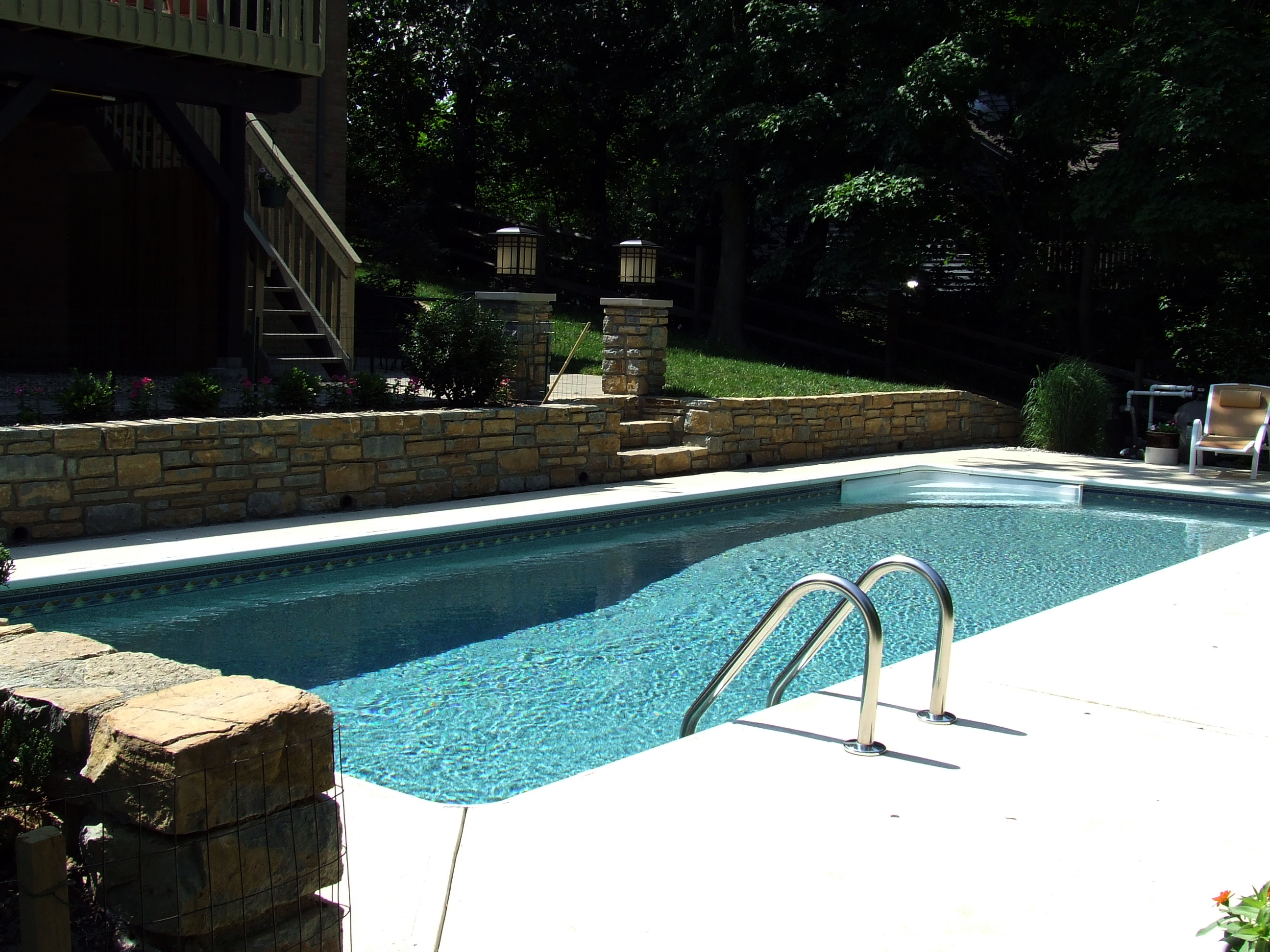 SunSpot Inground Pool Design - 107