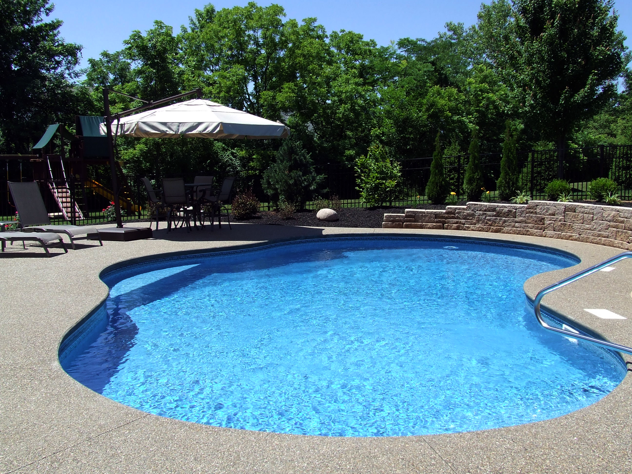 SunSpot Inground Pool Design - 106