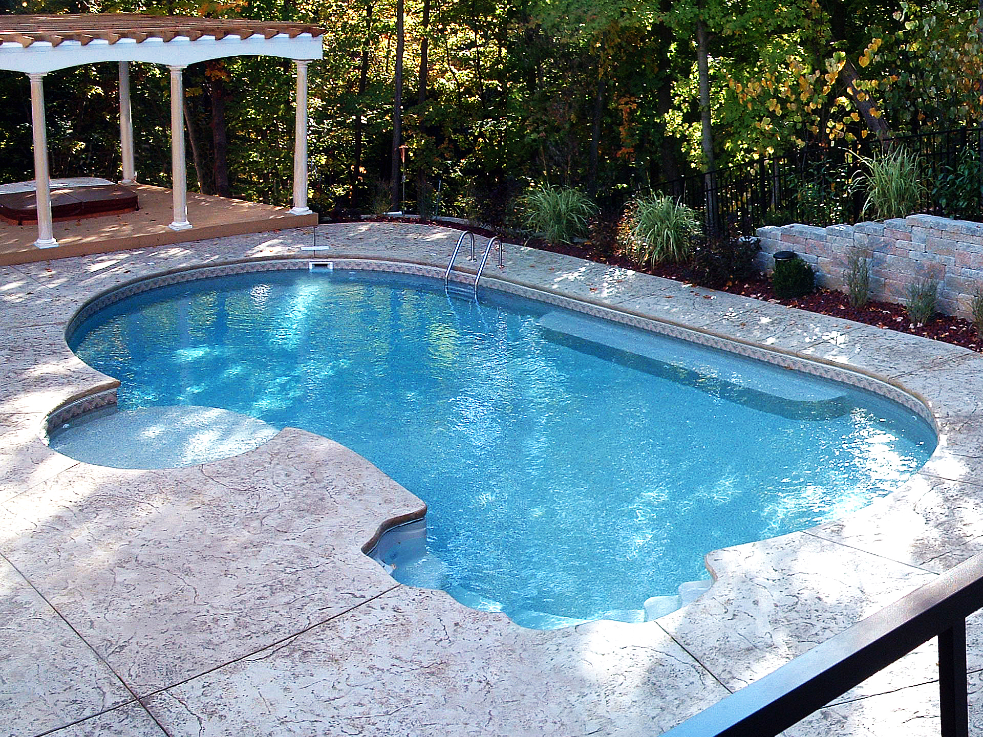 SunSpot | Custom Inground Swimming Pool Design & Install ...