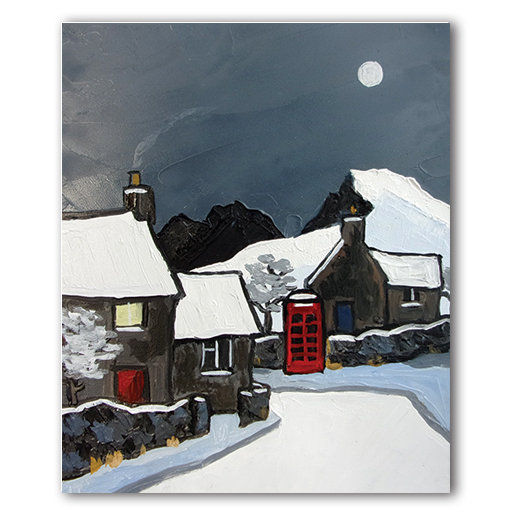 Christmas Cards (Arty)