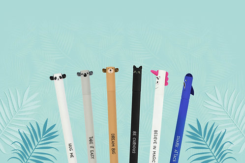 Legami Erasable Animal Pens