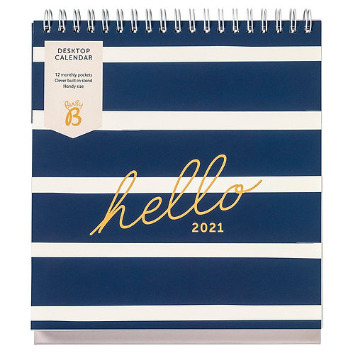 Busy B Desk Calendar