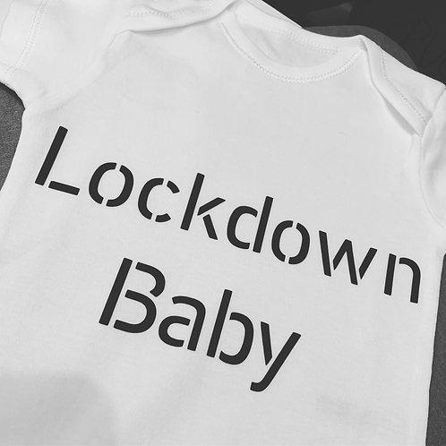 Lockdown baby Baby Vest