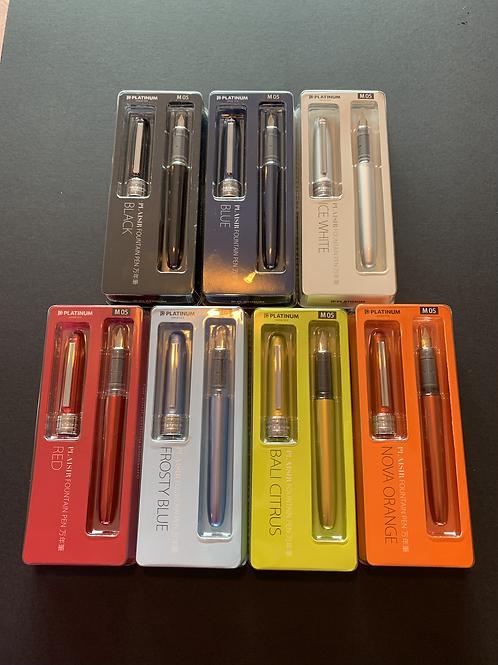 Plaiser Platinum Fountain Pens