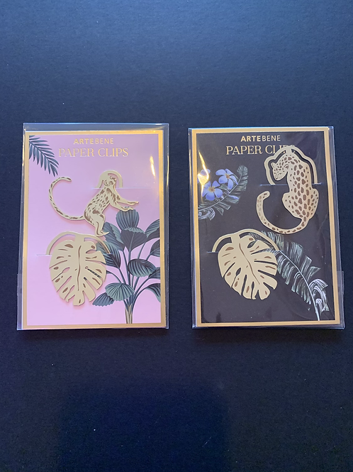 Artebene Paperclips/book marks