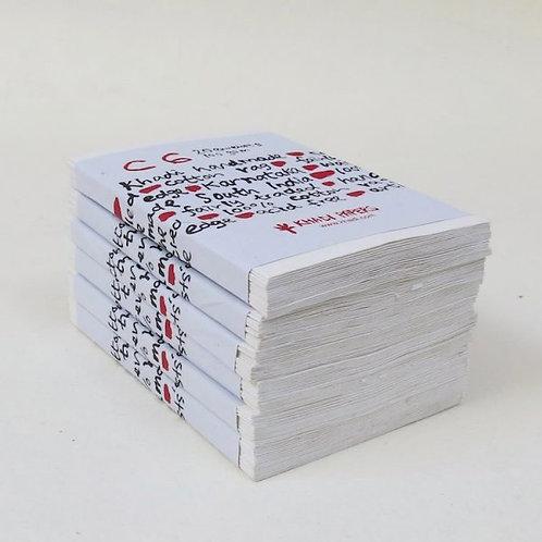Khadi c6 Envelopes 100gsmPack 20