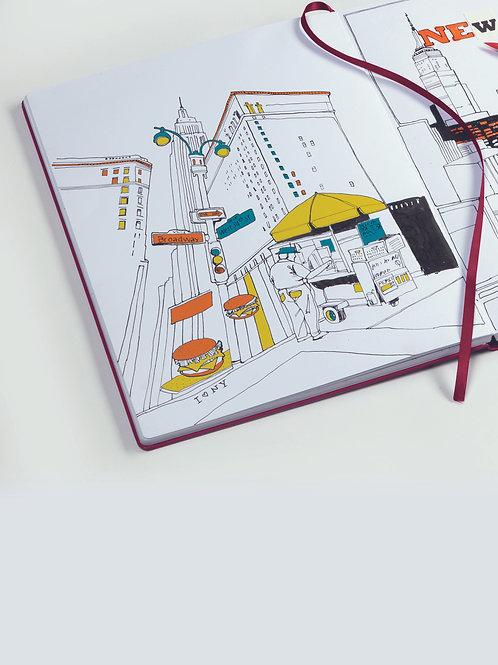 Leuchtturm Sketchbook - Square