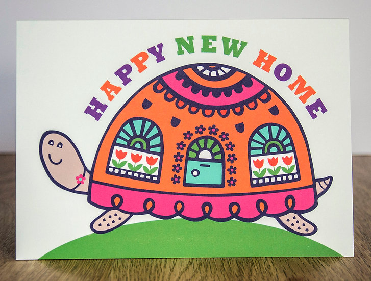 Greetings Cards - NEW HOME