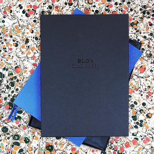 BLOX Stationery Luxury A4 Notebook