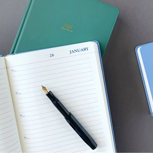 Letts Plan Book size Diary
