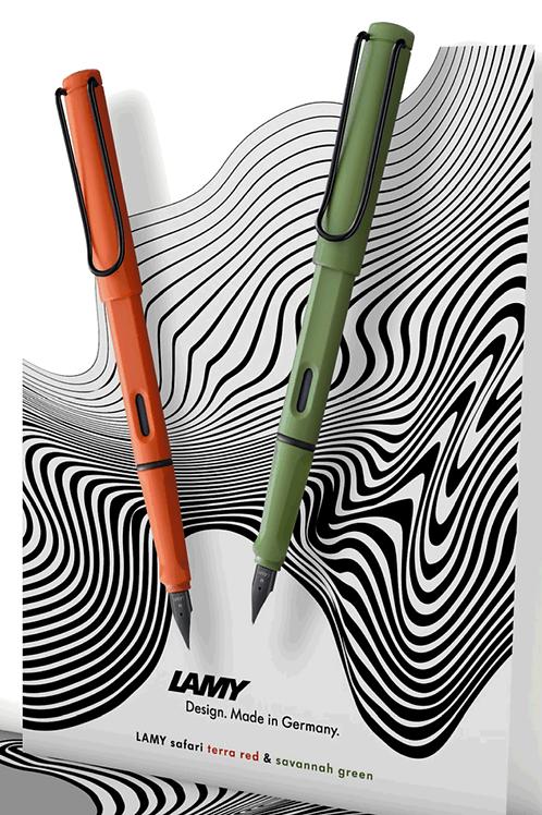 Lamy Safari Special Edition 2021 Fountain Pen