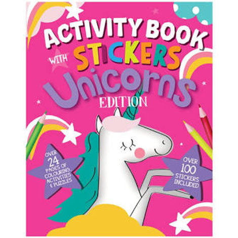 Activity Sticker Book
