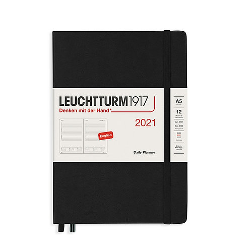 Leuchtturm Day to a page (A5)