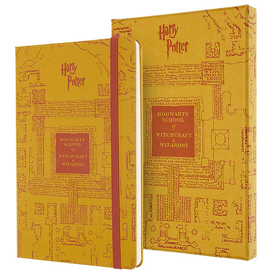Harry Potter Marauders MapNotebook by Moleskine