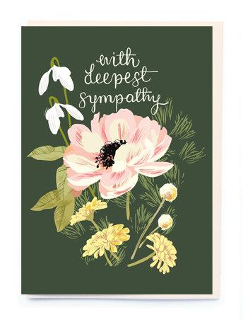 Greetings Cards - Sympathy