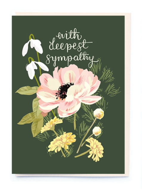 Greetings Cards - Sympathy