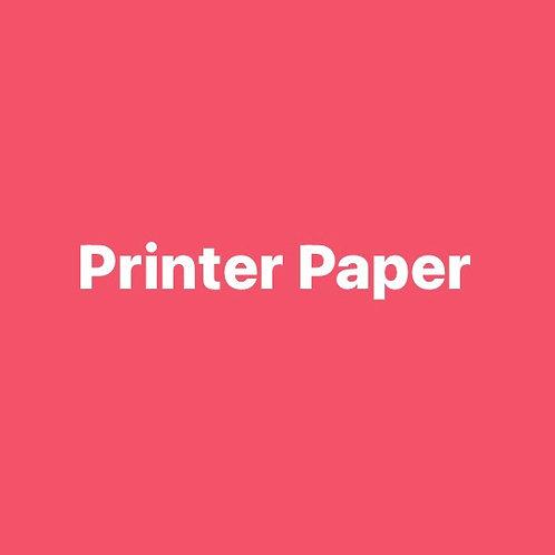 Printer Paper 80GSM