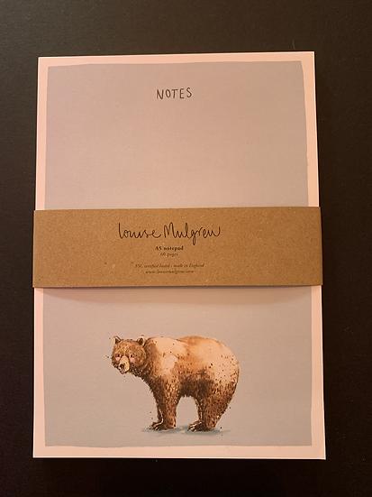 Louise Melgrew A5 Notepads