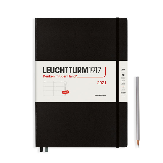 Leuchtturm Week to view Master
