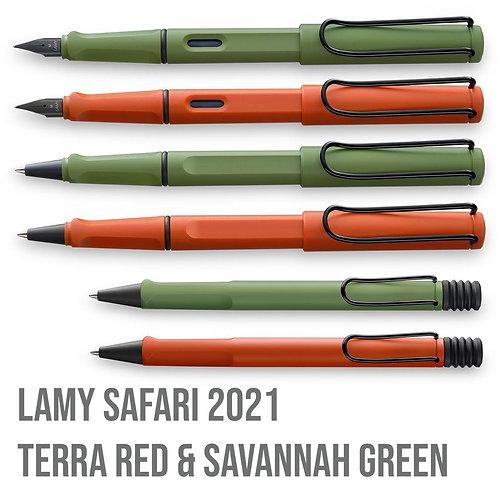 Lamy Safari special edition 2021 Rollerball