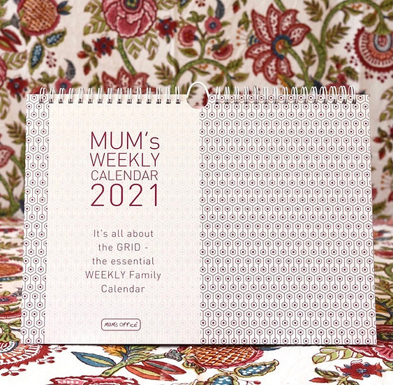 Mums Office 2021 Calendar