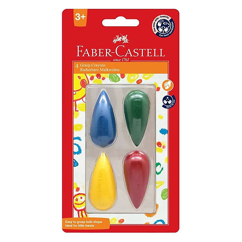 Faber Castell Egg Crayons