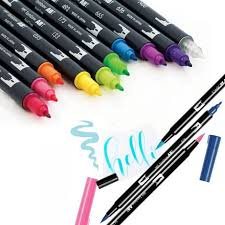 TomBow Water Based Dual Tip