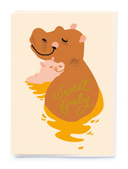 Greetings Cards - NEW BABY