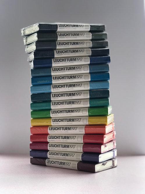 A5 Leuchtturm notebooks