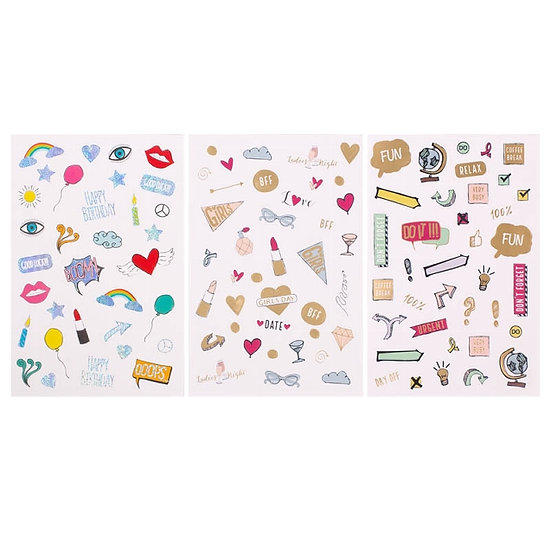 Bullet Journal Stickers