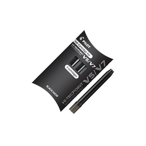 Refill cartridges for Pilot v7 Pack of 3