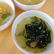 Wakame(Seaweed)Soup