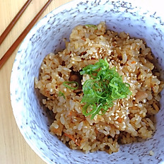 Japanese Chicken Rice