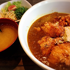 Chicken Karaage Curry