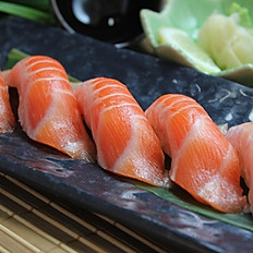 Salmon Belly Sushi