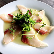 King Fish Carpaccio