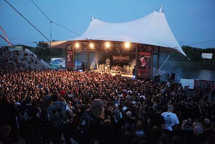 Bolt Thrower at Rock Hard Festival