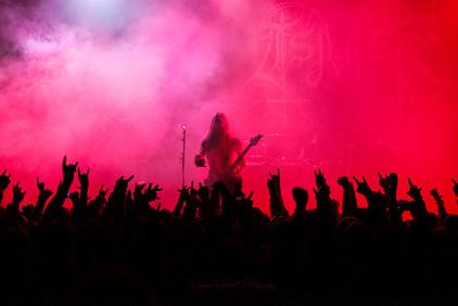 Tsjuder at Inferno Festival
